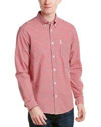Ben Sherman - Woven Shirt - Lyst