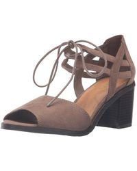 MIA - Womens Luella Open Toe Casual Espadrille Sandals - Lyst