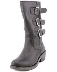 333671c55c6a American Rag - Womens Varik Almond Toe Mid-calf Motorcycle Boots - Lyst