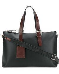 Golden Goose Deluxe Brand - Men's Black Leather Briefcase - Lyst