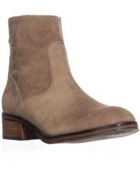 Gentle Souls - Parker Ankle Boots, Camel - Lyst