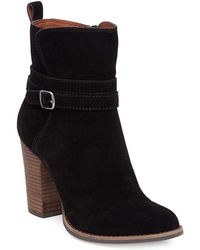 Lucky Brand - Latonya Belted Bootie - Lyst