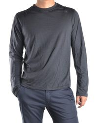 CoSTUME NATIONAL - Men's Mcbi074005o Grey Wool Jumper - Lyst