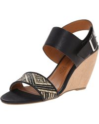BC Footwear - Women's Retriever Wedge Sandal - Lyst