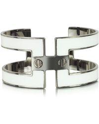 Vita Fede - Pluma Women's White Other Materials Bracelet - Lyst