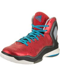 e5c473b2c4e6 adidas - Men s D Rose 5 Boost Basketball Shoe - Lyst