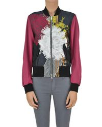 Dries Van Noten - Women's Multicolour Cotton Sweatshirt - Lyst