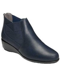 A2 By Aerosoles - Above All Ankle Boot - Lyst