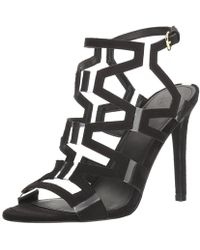 Guess - Womens Padton4 Open Toe Special Occasion Strappy Sandals - Lyst