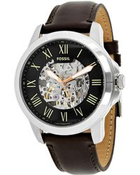 Fossil - Men's Grant (me3100) Watch - Lyst