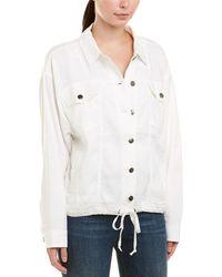 Splendid - Dolman Style Denim Jacket - Lyst