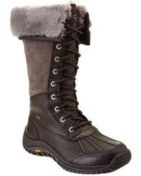 UGG - Women's Adirondack Waterproof Leather Tall Boot - Lyst