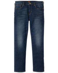 "Tommy Bahama - Men's Carmel Vintage Slim Jean - 32"" Inseam - Lyst"