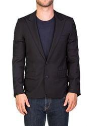 Dior - Homme Men's Wool Two-button Tuxedo Jacket Sportscoat Black - Lyst