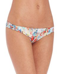OndadeMar - Onda De Mar Swim Waterfall Low-rise Bikini Bottom - Lyst
