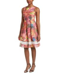 Belle By Badgley Mischka | A-line Dress | Lyst