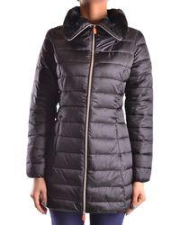 Save The Duck - Women's Mcbi269022o Black Polyamide Down Jacket - Lyst