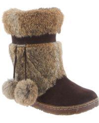 BEARPAW - Women's Tama Ii Solids Mid Calf Boot - Lyst