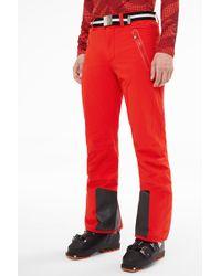 Bogner - Tobi Ski Trousers In Red - Lyst