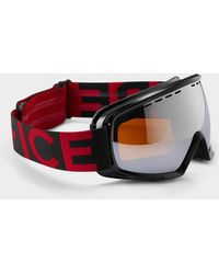 21fc83bf2ae Bogner - Fire+ice Ski goggles In Black red - Lyst
