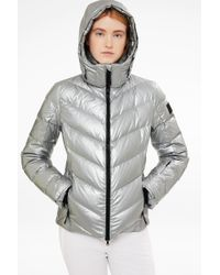 Bogner - Sassy Ski Jacket In Silver - Lyst