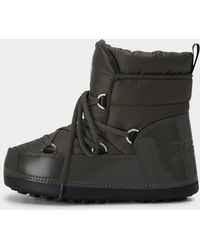 Bogner - Trois Vallées Snow Boots In Brown - Lyst