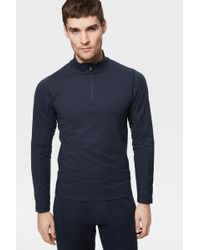 Bogner - Ponte Sweatshirt In Navy Blue - Lyst