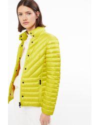 02db9d3fd7f2 Mackage Ezra Unisex Lemon Hooded Rain Parka With Leather Trim in ...