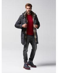 Bogner - New Wool Parka Bradly - Lyst