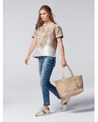 Bogner - Tote Bag/reversible Bag Inside Out Iris - Lyst