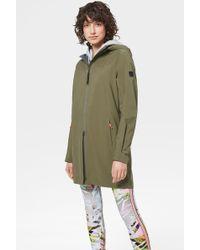 Bogner - Daria Functional Coat In Olive Green - Lyst