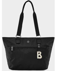 Bogner - Verbier Gesa Tote Bag In Black - Lyst