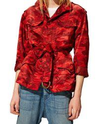 Nili Lotan - Easton Jacket - Lyst