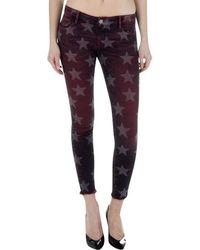 Etienne Marcel | Roos Star Print Skinny Jeans | Lyst