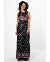 f76982aa4ba Urban Outfitters Vintage Boho Beaded Dress in Purple - Lyst