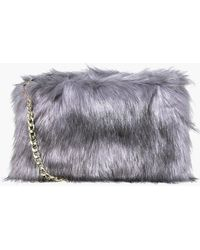 3fe7d7087013 Lyst - Sorial Mia Leather Bucket Shoulder Bag in Brown