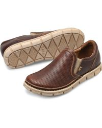 8d80b9bcac3068 Lyst - Born Shoes Azuma in Brown for Men