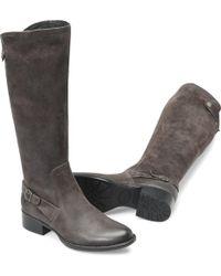 19d340bacd82 Lyst - Born B rn Cupra Tall Boot (women) (wide Calf) in Brown
