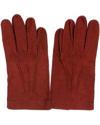 Merola Gloves - Capybara Sfoderato - Lyst