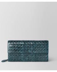 Bottega Veneta - Continental Wallet - Lyst