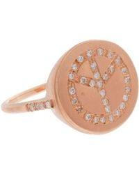 Carolina Bucci - Lucky Diamond Ring - Lyst