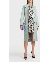Paul & Joe - Percy Loose Cotton-blend Trench Coat - Lyst