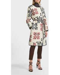 Isabel Marant - Leist Origami Quilted Cotton Coat - Lyst