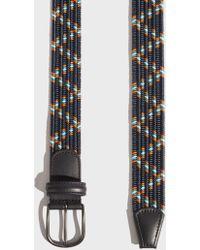 Andersons - Woven Belt, Size Eu90, Men - Lyst