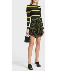 A.L.C. | Scout Printed Skirt | Lyst