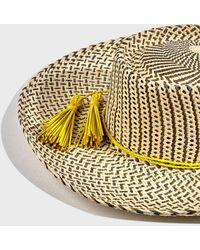Sensi Studio - Dumont Toquilla Straw Hat, Size M, Women - Lyst