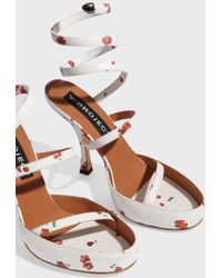 Y. Project - Spiral Sandals - Lyst