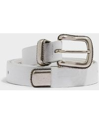 Magda Butrym - Leather Belt - Lyst