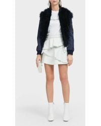 CO|TE - Feather Bomber Jacket - Lyst