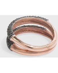 Maha Lozi - Breakfree Ring - Lyst
